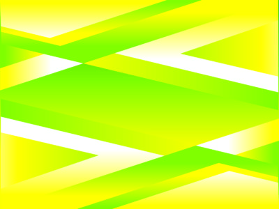 Green - Yellow Abstract Powerpoint