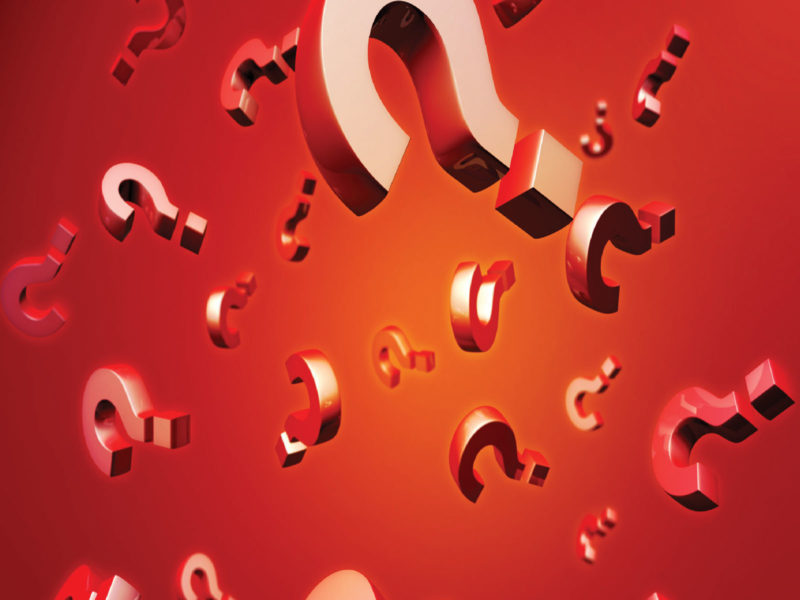 Question Marks Powerpoint Background