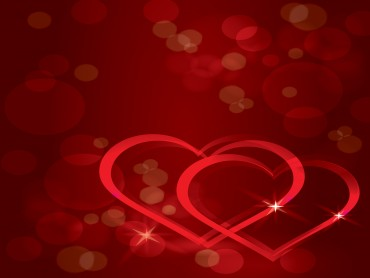 Red Color Real Love