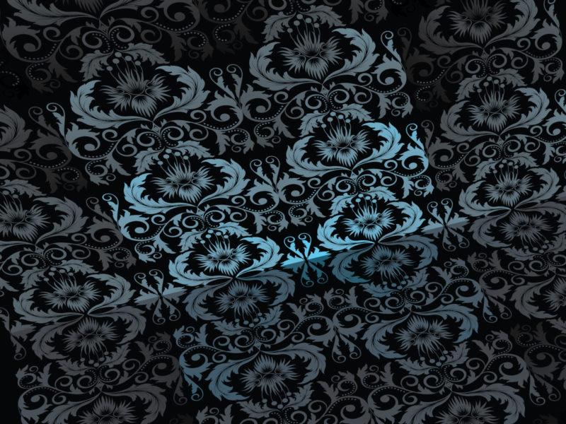 3d Floral Texture PPT Backgrounds