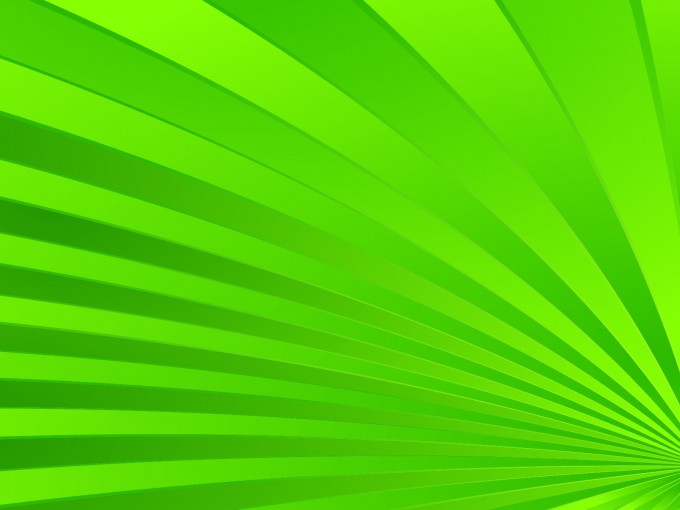 Abstract Green Lines PPT Backgrounds