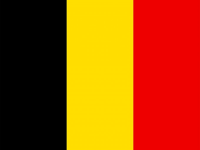 Belgium Flag Powerpoint PPT Backgrounds