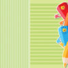 Colored School Pencils for Children Backgrounds