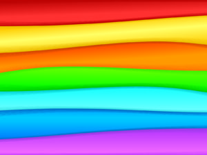 Coloured Outline PPT Backgrounds