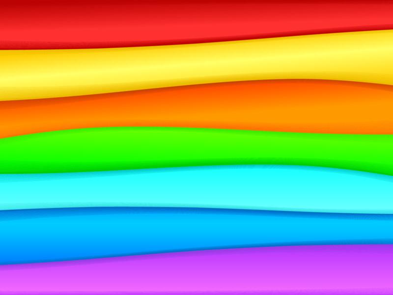 Coloured Outline PPT Backgrounds