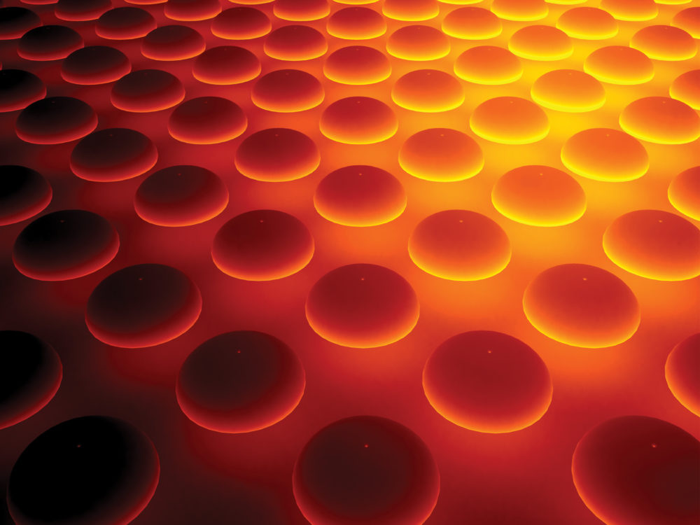 Dark Red Bubbles Backgrounds - 3D, Abstract, Black, Orange ...