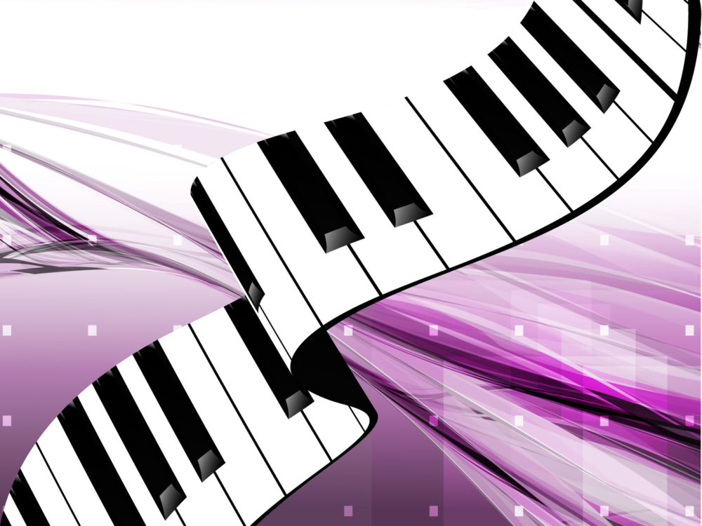 gorgeous piano keys backgrounds music purple technology templates free ppt backgrounds and. Black Bedroom Furniture Sets. Home Design Ideas