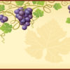 Nature Grape Vine for Foods Powerpoint