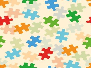 Rainbow Sweet Puzzle