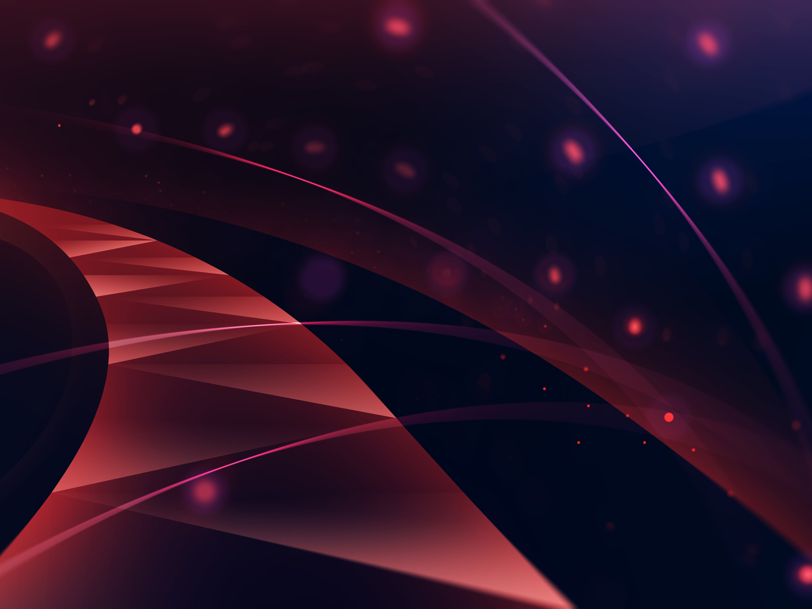 Ruby Perfect Hue PPT Backgrounds