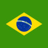 Brazil Flag Powerpoint Background