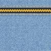 Denim Zipper Design PPT Background