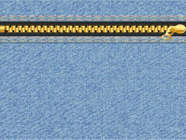 Denim Zipper Design