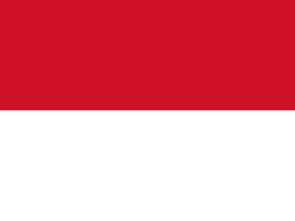 flag of indonesia backgrounds - flag templates