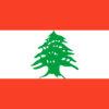Flag of Lebanon PPT Template