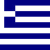 Greece Flag PPT Background