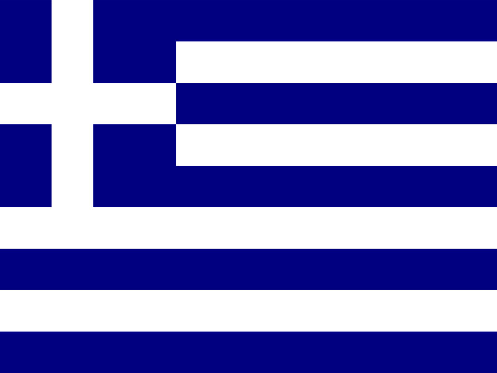 Greece flag backgrounds flag templates free ppt for Greek flag template