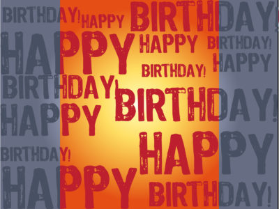 Happy Birthday PPT Backgrounds