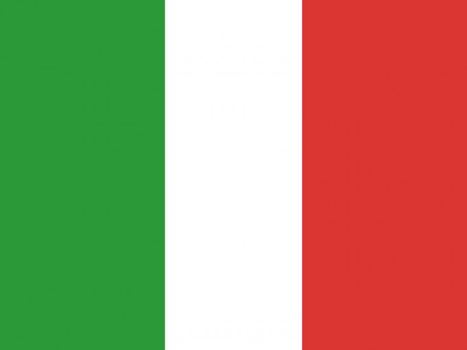 Italy Flags Powerpoint Presentation PPT Backgrounds