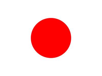 Japan Flag PPT Backgrounds