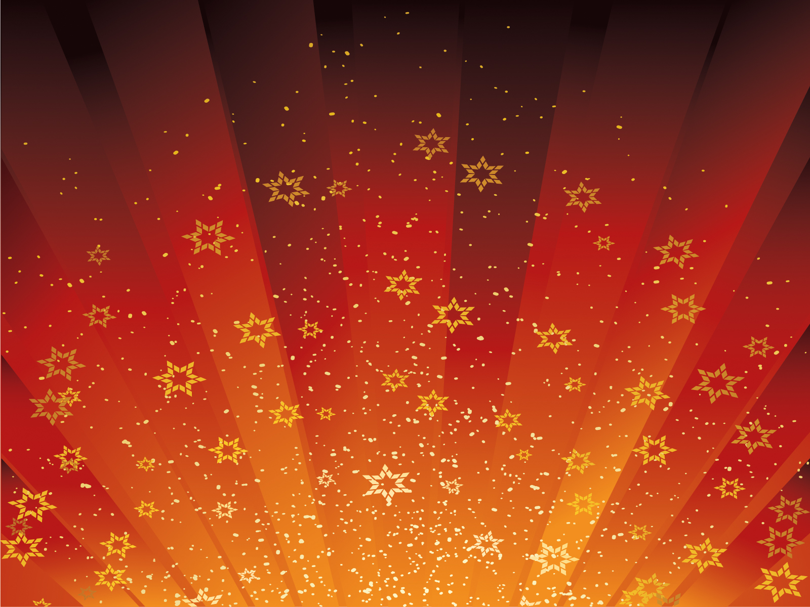 Stars Are Dancing PPT Backgrounds
