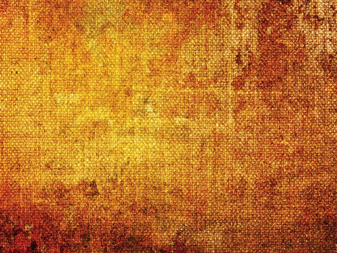 Yellow Textile Texture PPT Backgrounds