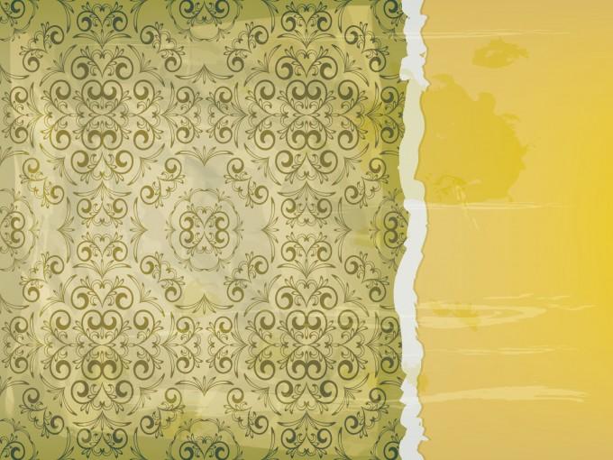 Cartoon Design for Pattern PPT Backgrounds