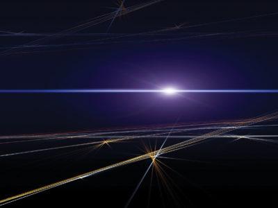 Dark Sky Design Powerpoint Backgrounds