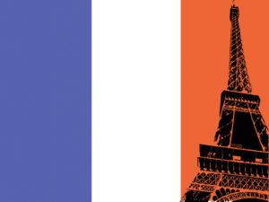 Eiffel tower travel ppt backgrounds