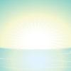 Light Sunshine PPT Backgrounds