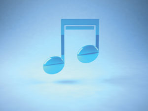 Music & Sound Clips PPT Backgrounds