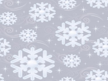 Snow Flakes For Christmas Holidays