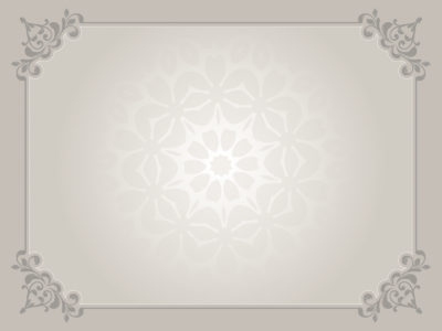 Brown Oldish Frame PPTBackgrounds