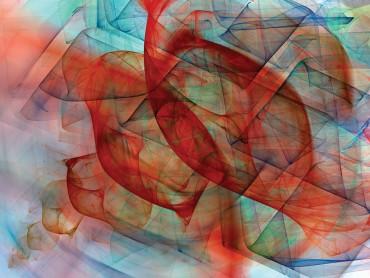 Colored clip arts