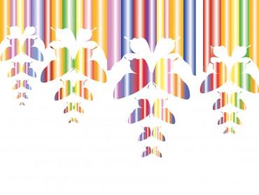 Colors Drops for Presentation