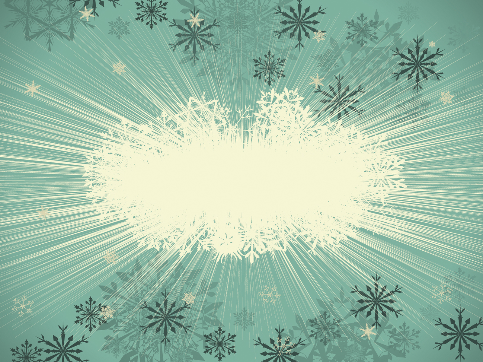 Light Burst and Stars PPT Backgrounds