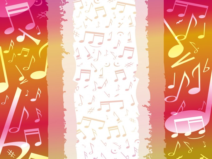 Music Classic Presentation PPT Backgrounds