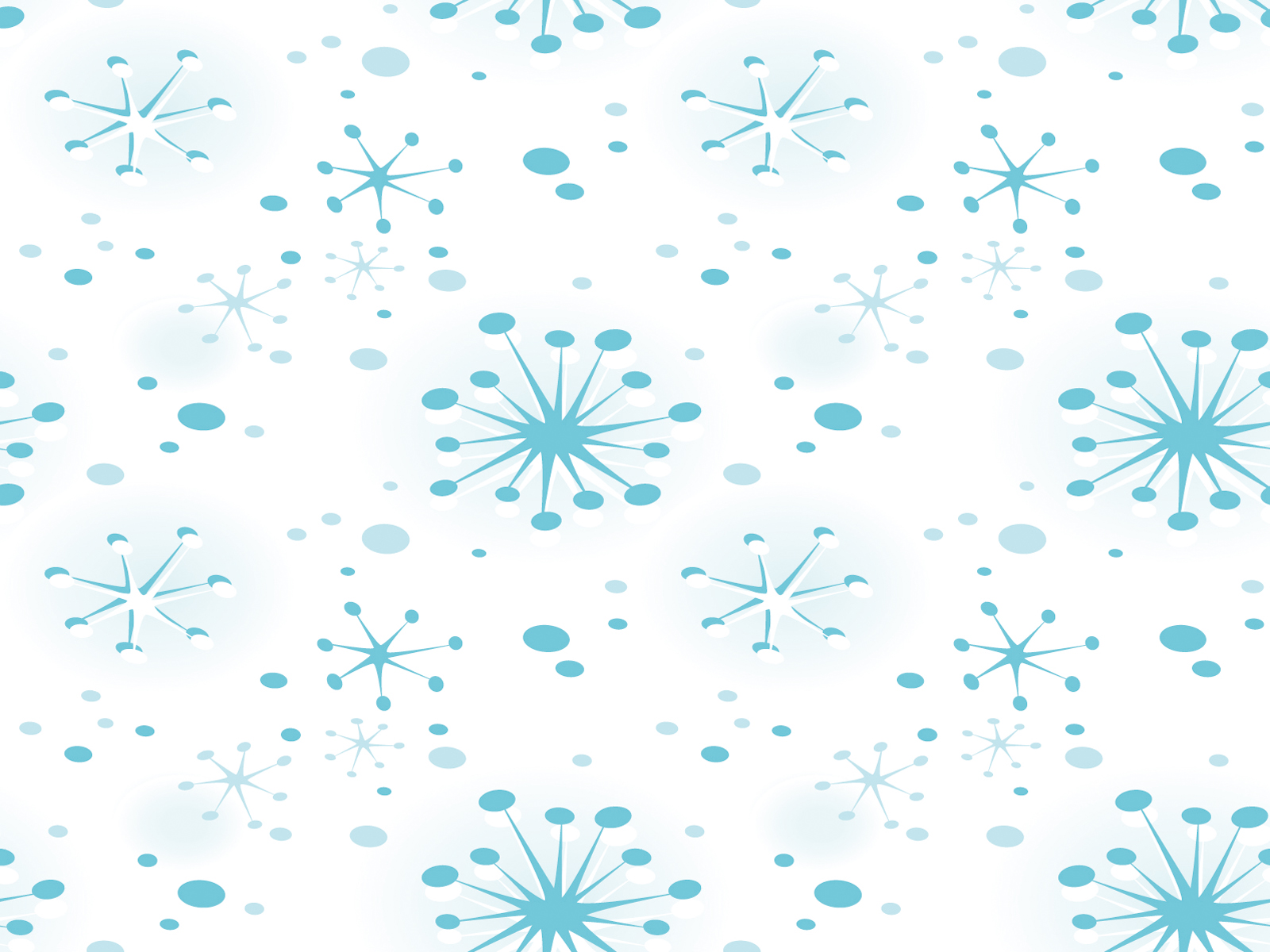 new year snow for christmas ppt template ppt backgrounds - blue, Modern powerpoint