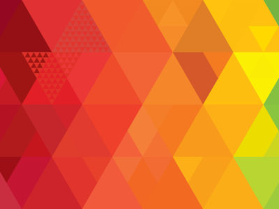 Triangle Abstract Art PPT Backgrounds