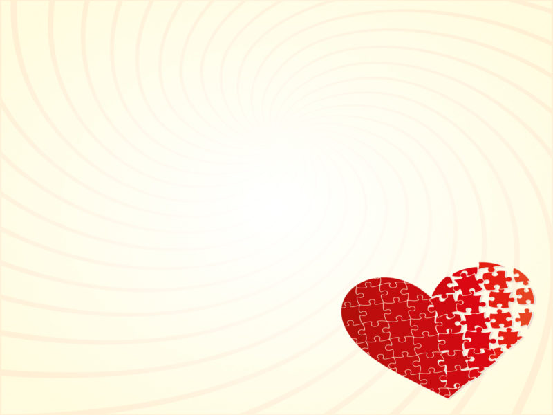 Valentine Love Backgrounds Love Templates Free Ppt Grounds And