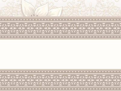 Vintage Ornamental Frames PPT Backgrounds
