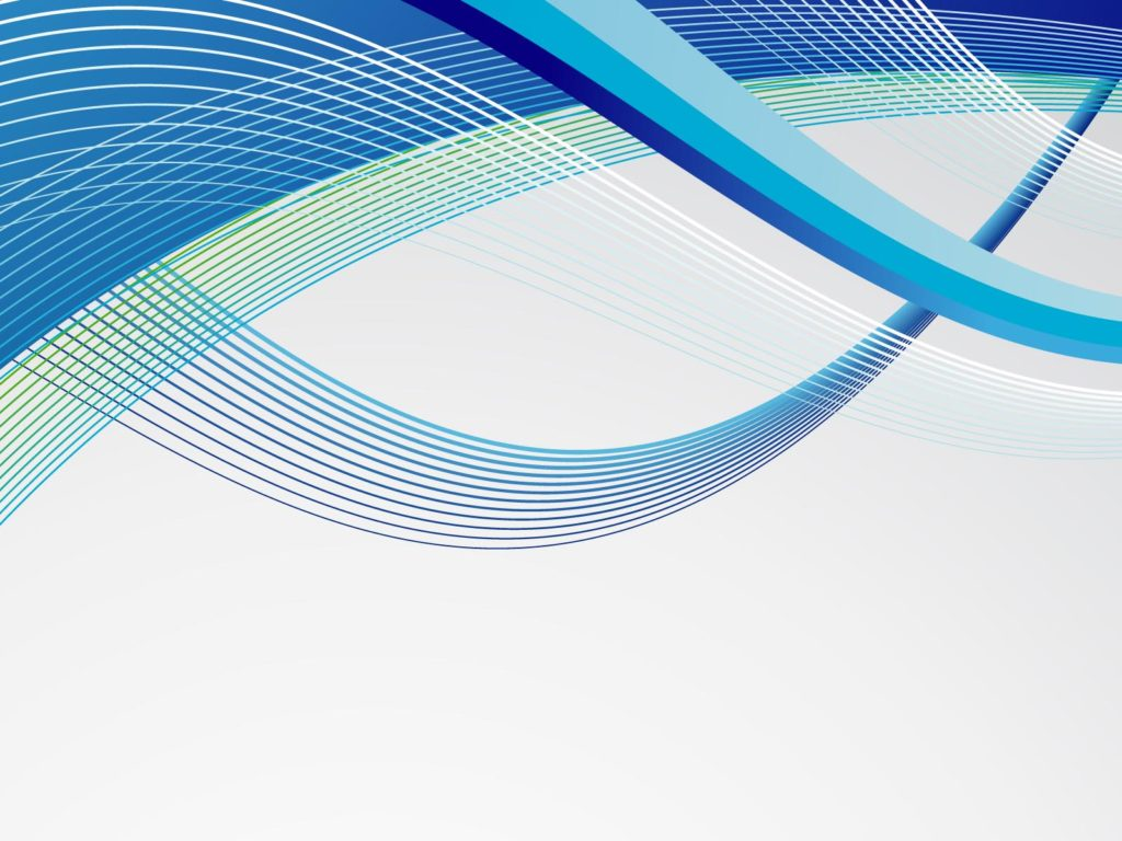 white and blue powerpoint template