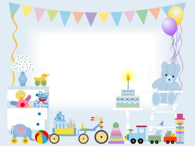 Childrens room design backgrounds