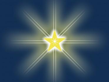 Design Christmas Star Cards