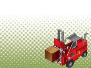 Forklift Transportation Backgrounds