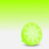 Green Lemon powerpoint backgrounds