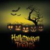 Halloween Treats poster backgrounds