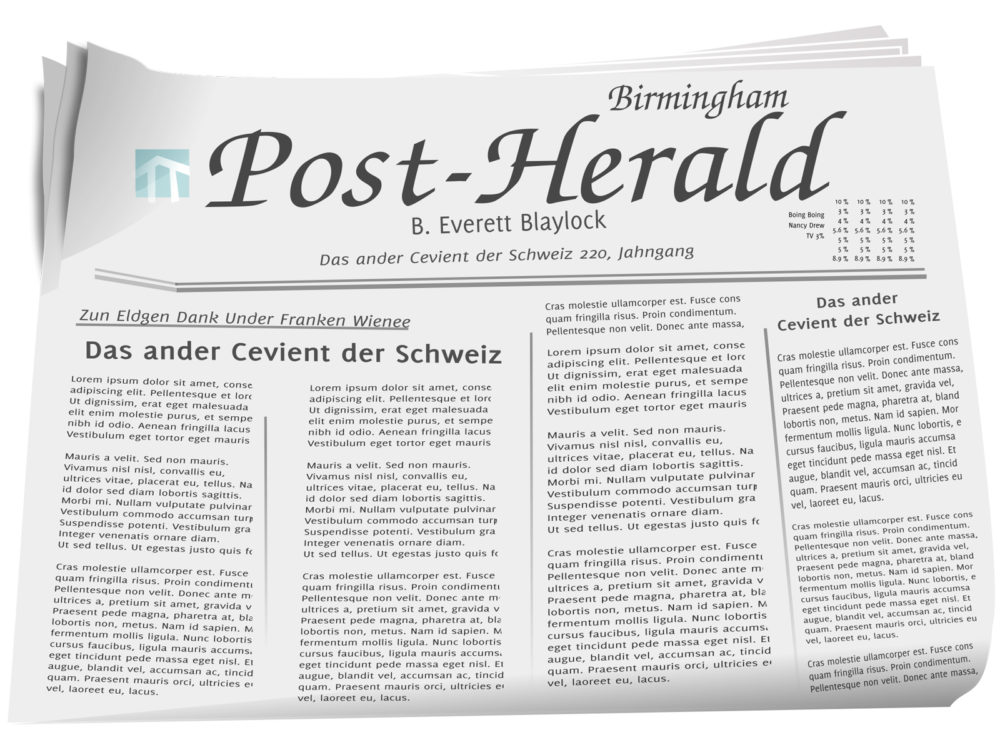 News Paper Powerpoint Slide Backgrounds