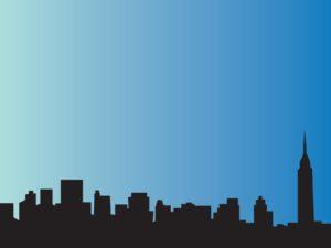 Newyork city skyline backgrounds