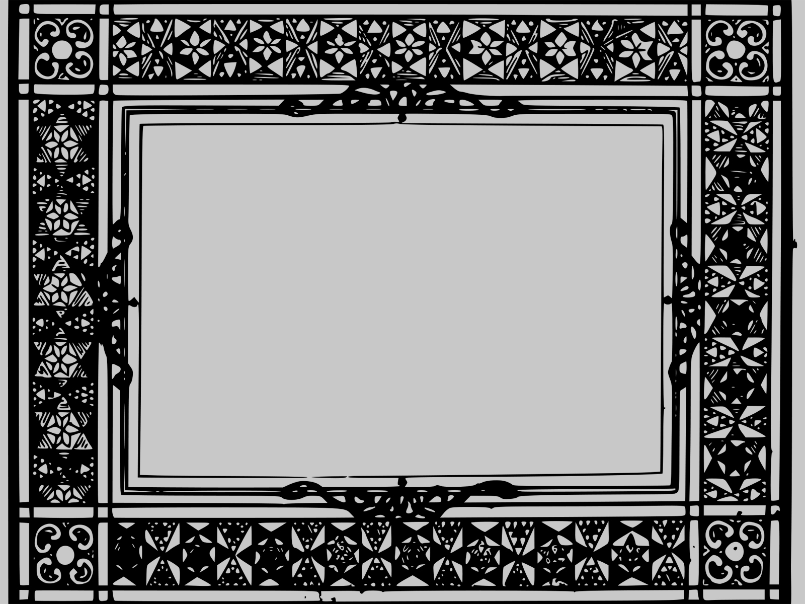 Old antique frame backgrounds border frames templates for What to do with old frames